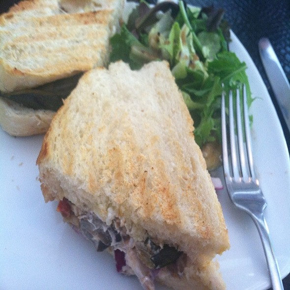 Roasted Vegetables @ Paninoteca Mediterranean Cafe