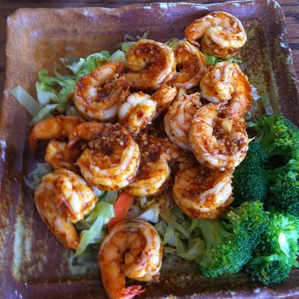 Exotic Shrimp