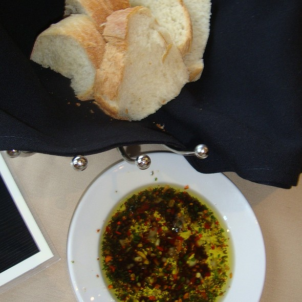 Bread Service w/ Herbed Dipping Oil