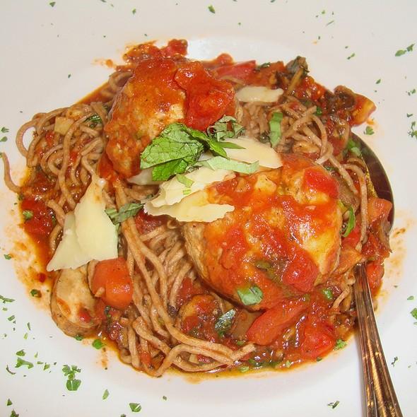 Meatballs & Spaghetti - Mia Bella Trattoria - Sugar Land, Sugar Land, TX