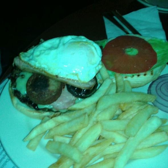 Irish Breakfast Burger