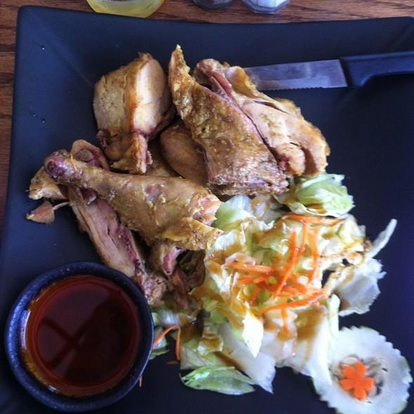 Curry Bbq Chicken