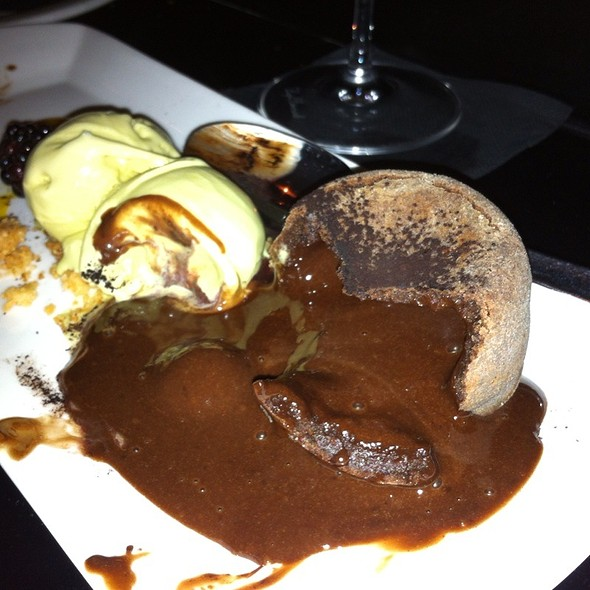Coulant De Chocolate @ Bar Mut