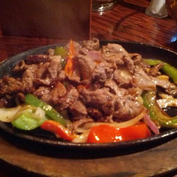 Steak Fajitas - RJ Mexican Cuisine, Dallas, TX