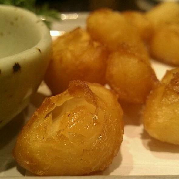 Fried Garlic @ Kiraku