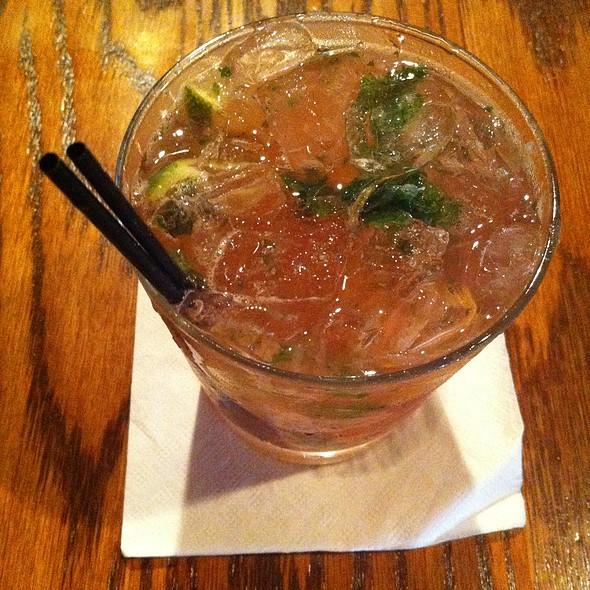 Berry Cherry Mojito Cocktail - One Eleven Main, Galena, IL