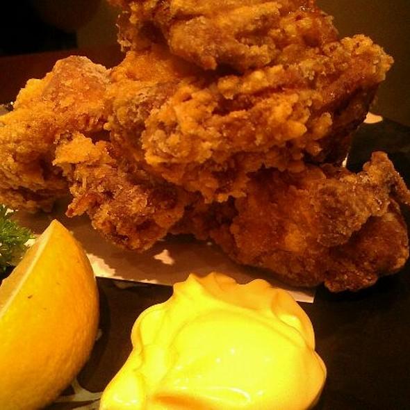 Chicken Karaage @ Kiraku