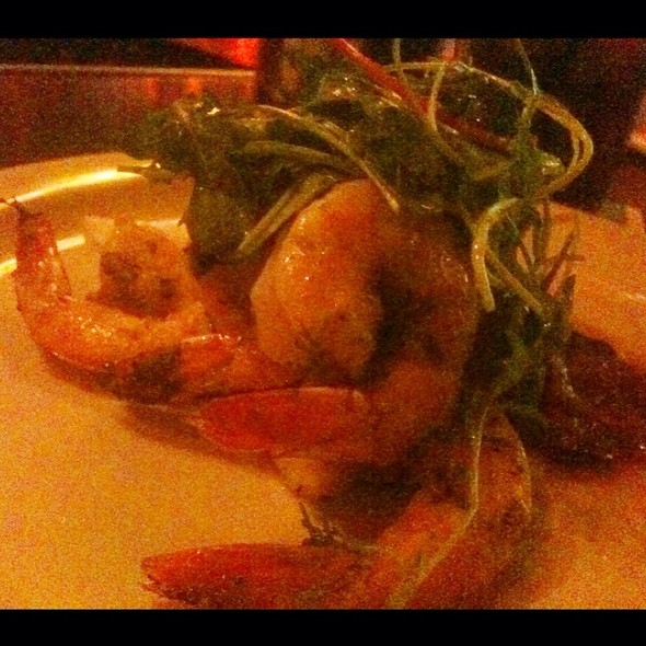 Shrimp and Grits @ Johnny Brenda's