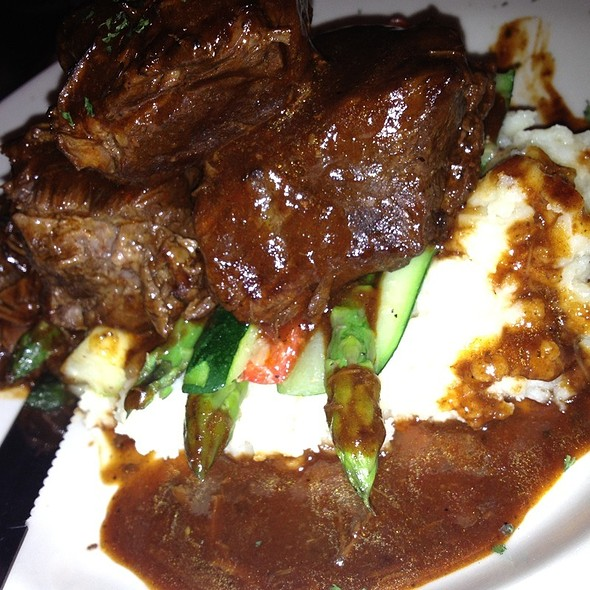 Braised Short Ribs @ McNear's Saloon & Dining House