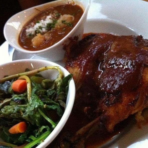 BBQ Chicken - Memphis Cafe, Costa Mesa, CA