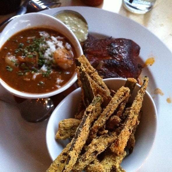 BBQ Pork Ribs - Memphis Cafe, Costa Mesa, CA
