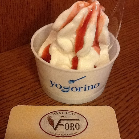 Original Frozen Yogurt @ Panificio del Foro Snc di Vogrig Fabio