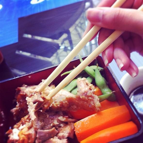 Chicken Teryaki @ Sumo Sushi & Bento