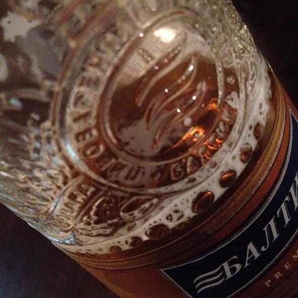 Baltika Russian Beers