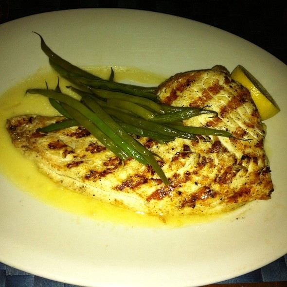 Lake Superior Grilled White Fish - Mancy's Bluewater Grille, Maumee, OH