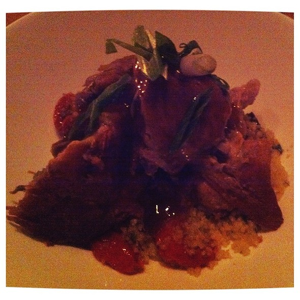 Confit Pork Shoulder - Wine Bar - Toronto, Toronto, ON