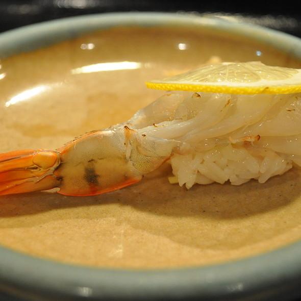 青エビ @ Jo's Sushi Bar