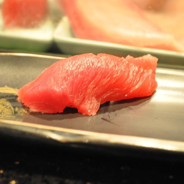 マグロ @ Jo's Sushi Bar