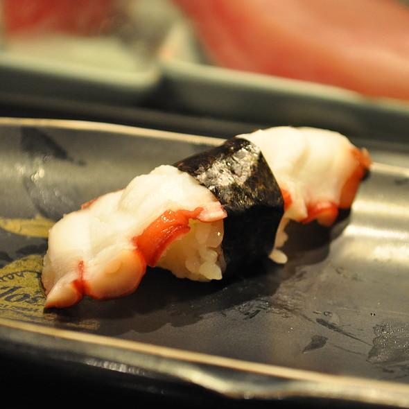 たこ @ Jo's Sushi Bar
