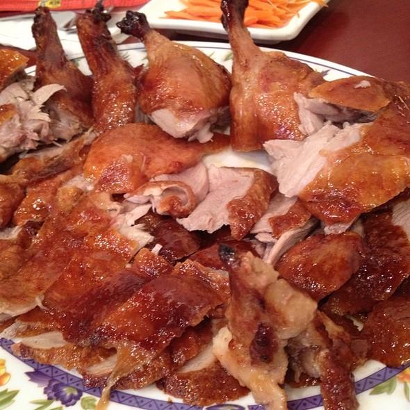 Peking Duck @ Sun Wah Bar-B-Que