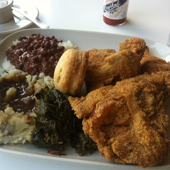 Southern Boarding House Lunch @ Big Jones