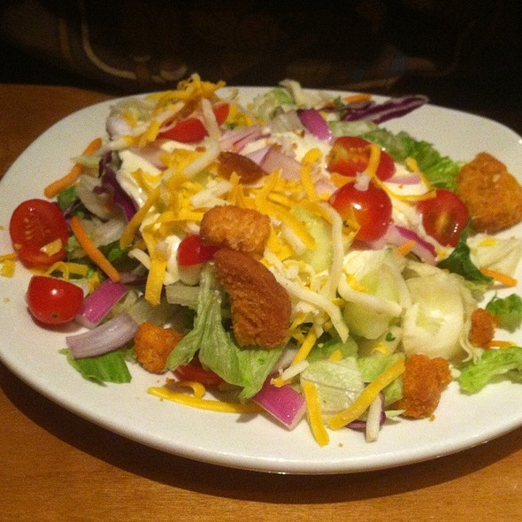 Blue Cheese Salad @ Dennys