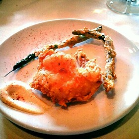 Salt & Pepper Shrimp - Fleming's Steakhouse - Winter Park