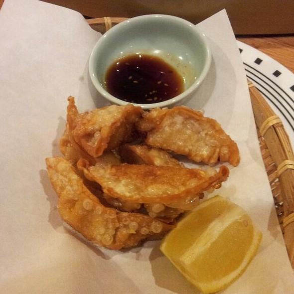 Gyoza @ Yuraku Japanese Restaurant