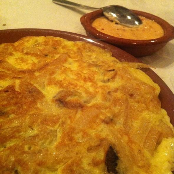 Spanish Omelette - Casa Barcelona, Etobicoke, ON