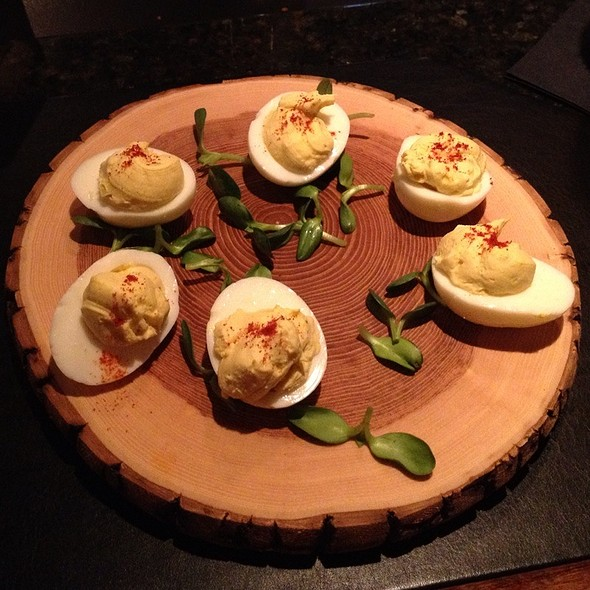 Deviled Eggs @ Crystal Tavern
