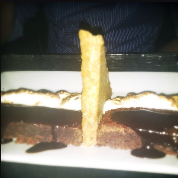 Grown-Up Campfire S'mores - The Gables at Chadds Ford, Chadds Ford, PA