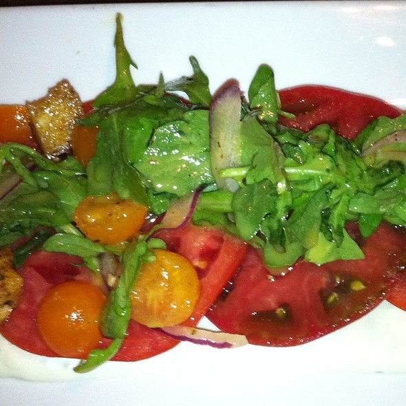Tomato Salad - BlackSalt, Washington, DC
