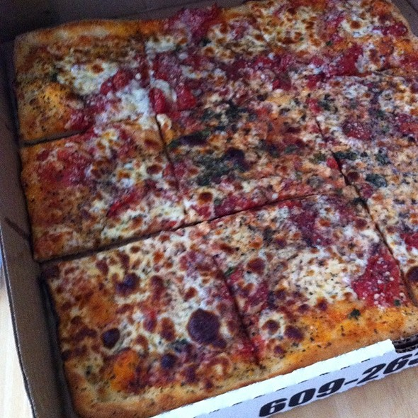 The Old Italian @ Uncle Oogie's Pizzeria