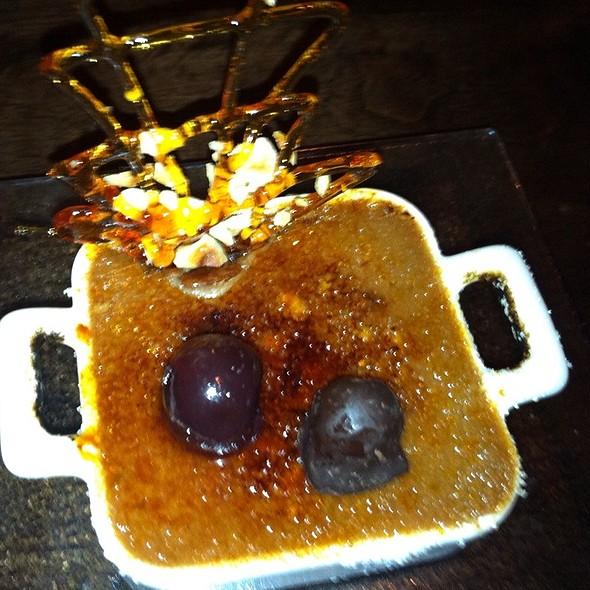 Chocolate Hazelnut Creme Btulee - BlackSalt, Washington, DC