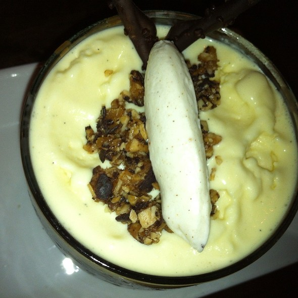 Butterscotch Pot de Creme - BlackSalt, Washington, DC