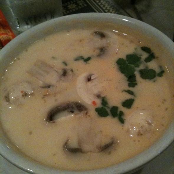 Tom Kha @ Titaya's Thai Cuisine