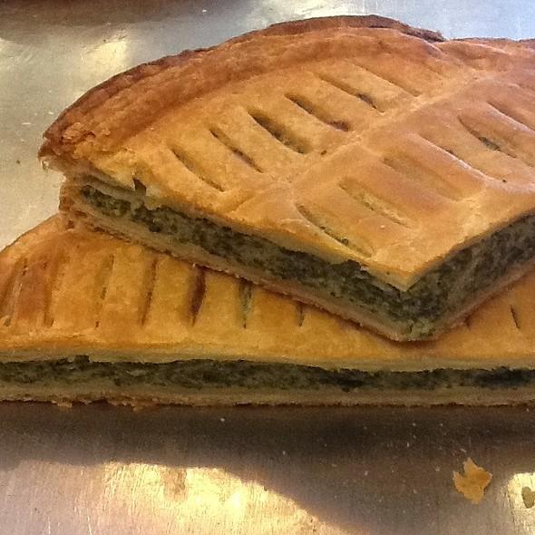 Ricotta & Spinaci Pie - Torta salata con ricotta e spinaci @ Panificio del Foro Snc di Vogrig Fabio
