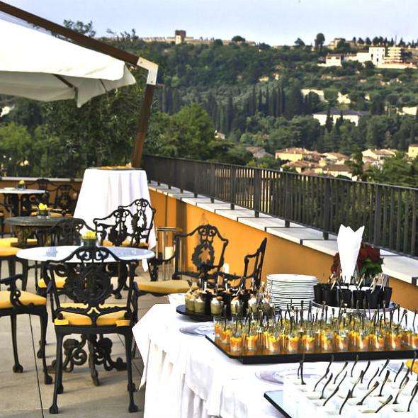 pre-opera Buffet Dinner @ Hotel Due Torri