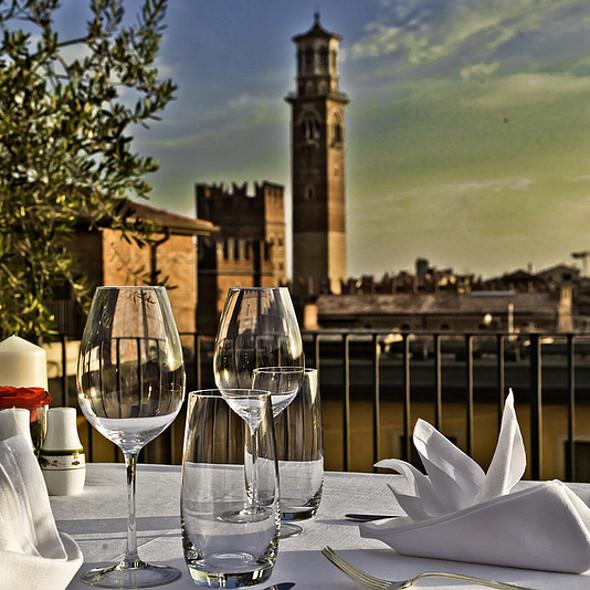 Dinner @ Hotel Due Torri