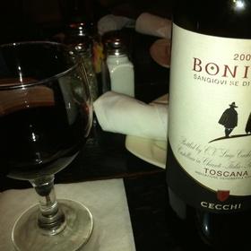 Bonizio Sangiovese Wine