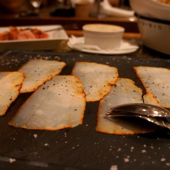 Mangalitsa Bacon