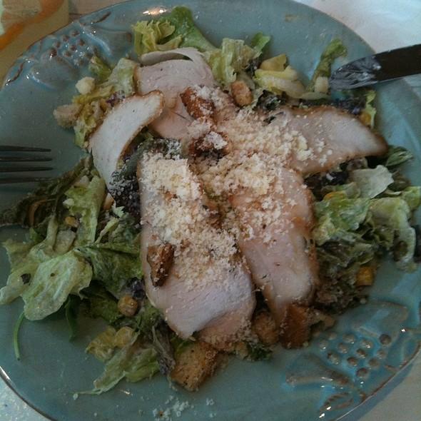 Ceasar Salad @ Primi River Lounge
