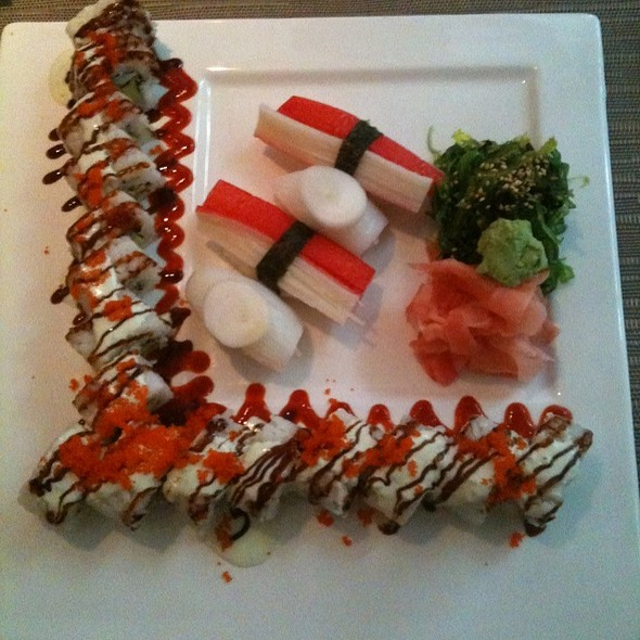 Kamikaze Roll @ Hotel Mama's ****, Boutique Hotel