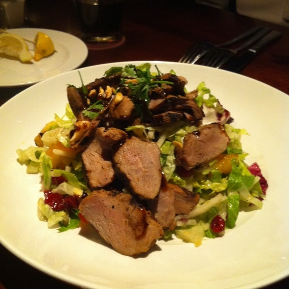Duck Chopped Salad @ Seasons 52