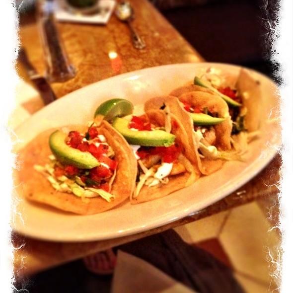 The cheesecake factory menu foodspotting for Baja fish tacos menu
