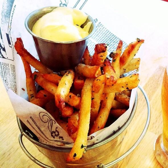 Rosemary & Garlic Fries @ Mosaic Café