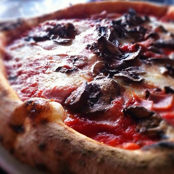 Pizza Capricciosa - Queen Margherita Pizza - Leslieville, Toronto, ON