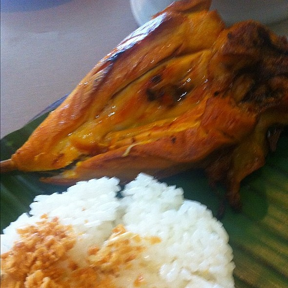 Chicken Inasal @ Bacolod Chicken House Express