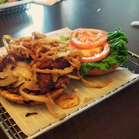New Jersey Burger @ Smashburger