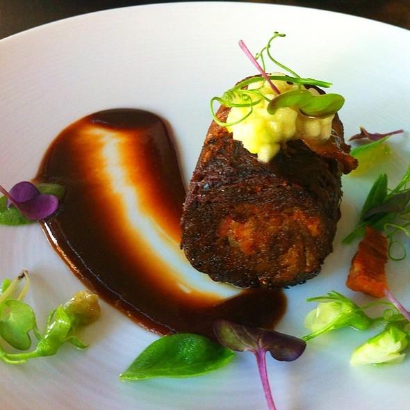 Crispy Pig's Head Torchon @ Sante Restaurant & Charcuterie